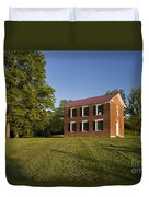 Old Schoolhouse Duvet Cover