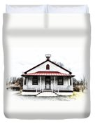 Old Schoolhouse Chester Springs Duvet Cover