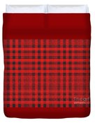 Old Scottish Cage Duvet Cover