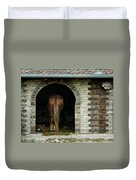 Old Stable Duvet Cover