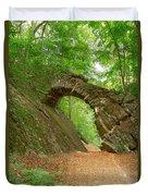 Old Stone Bridge  Duvet Cover