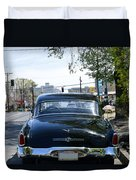 Old Studebaker  Duvet Cover