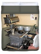 Old Time Cooking 7940 Duvet Cover