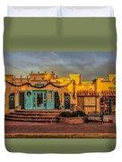 Old Town Emporium Duvet Cover