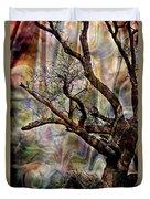 Old Tree Photoart Duvet Cover