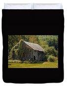Old Vermont Barn Duvet Cover