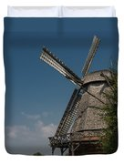Old Windmill Duvet Cover