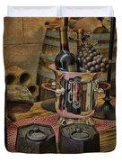Old Wine Duvet Cover