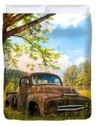 Oldie Goldie Duvet Cover