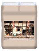 Old Chongqing Duvet Cover
