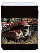 Oldsmobile 40s Duvet Cover