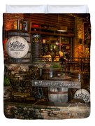 Ole Smoky Tennessee Moonshine Holler Duvet Cover