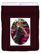 Olga 10 Duvet Cover