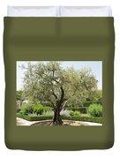 Olive Tree Duvet Cover