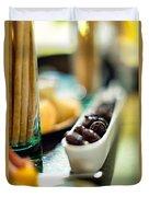 Olives Duvet Cover