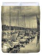 Olympia Marina 3 Duvet Cover