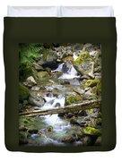 Olympic Range Stream Duvet Cover