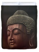 Om Mani Padme Hum  - Buddha Duvet Cover