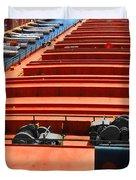 On Deck Duvet Cover