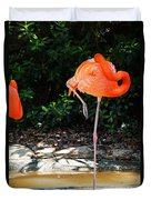 On Stilts Duvet Cover
