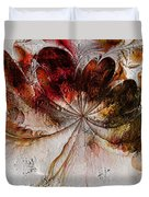On The Breeze Duvet Cover
