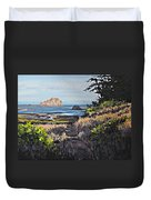 On The Coast Duvet Cover