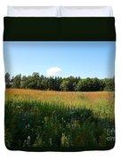 On The Prairie #5 Duvet Cover