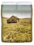 On The Prairie Duvet Cover