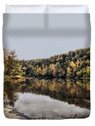 On The River Two Duvet Cover