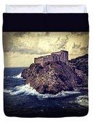 On The Rock - Dubrovnik Duvet Cover