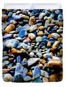 On The Rocks Duvet Cover