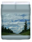 On The Way Again Duvet Cover