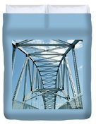 On The Way To Cape Cod Duvet Cover