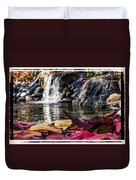 On Waters Edge Duvet Cover