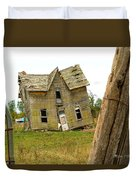 Once A Home Duvet Cover