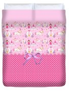 Once Upon A Princess Duvet Cover