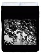Once Upon A Time In Bw Duvet Cover