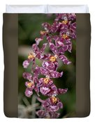 Oncidium Duvet Cover