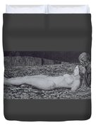 One Corpse Duvet Cover