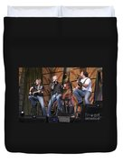 One Flew South Duvet Cover