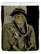One Hallow's Eve Duvet Cover
