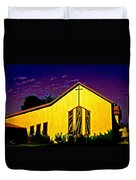 One Of Many Doors . . . Of The Lord Duvet Cover