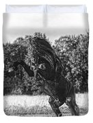 One Trick Pony Duvet Cover