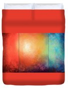 One Verse Duvet Cover