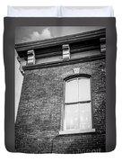 One Window  Duvet Cover