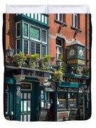 O'neill's Pub Duvet Cover