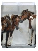 Only The Strong Survive II Duvet Cover