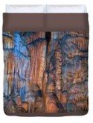 Onondaga Cave Detail Img 4270 Duvet Cover