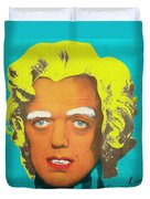 Oompa Loompa Blonde Duvet Cover