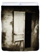 Open Door Duvet Cover by Skip Nall
